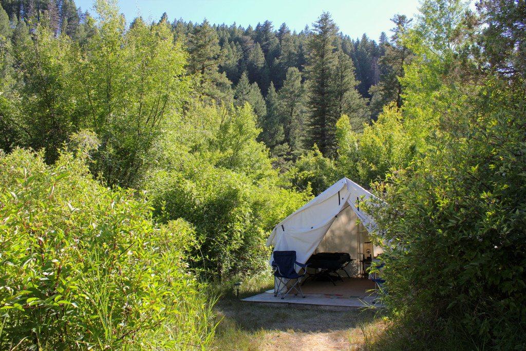 Snake River Camping