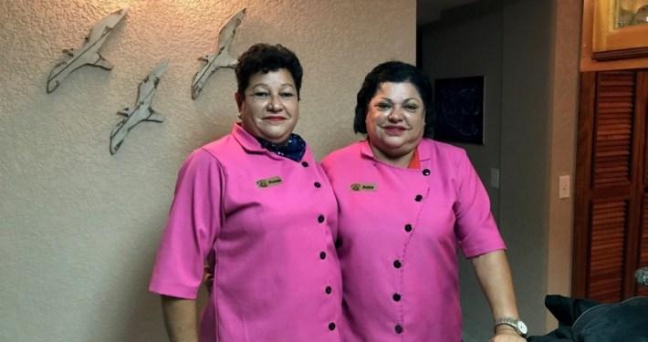 Reel Belize fly fishing chefs, Reel Women saltwater fly fishing chefs