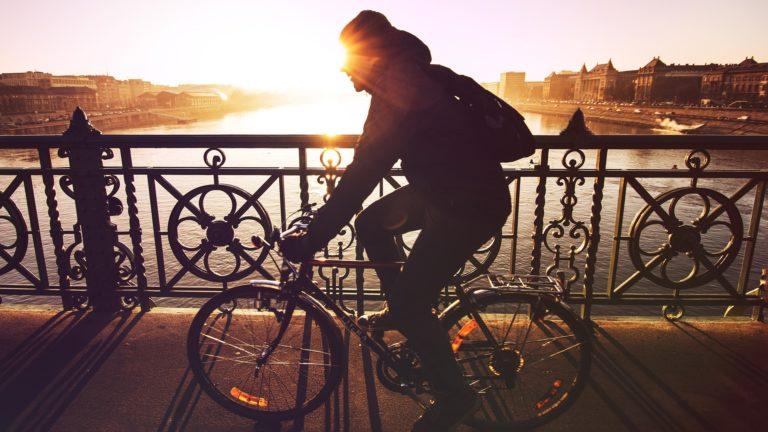 sunset bridge journey