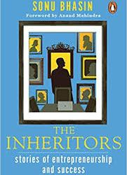#BookReview : The Inheritors by Sonu Bhasin