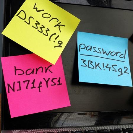 Mots de passe : upgrade urgent !
