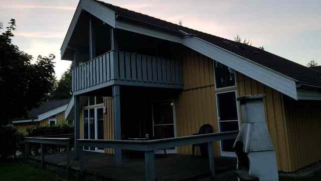Ferienpark Mirrow Haus Ferienhaus