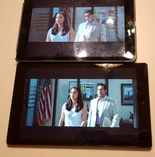 fire hd vs. ipad air