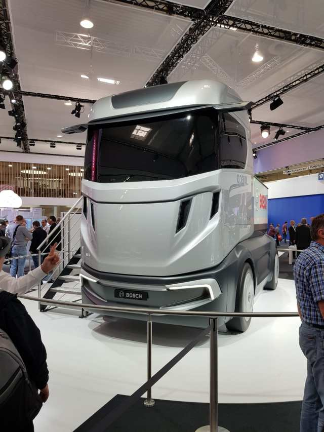 bosch truck iaa 2018