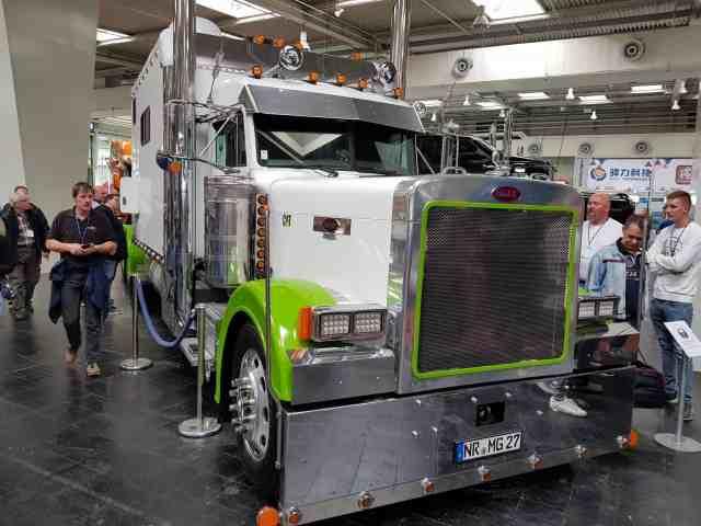 US Truck IAA 2018