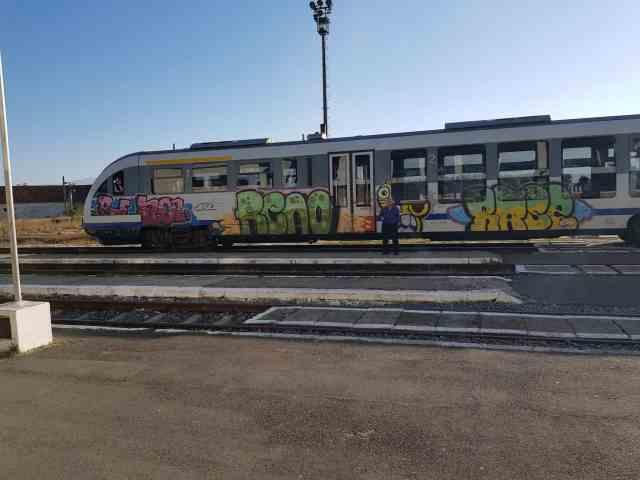 Zug fahren in Rumänien Siemens Desiro