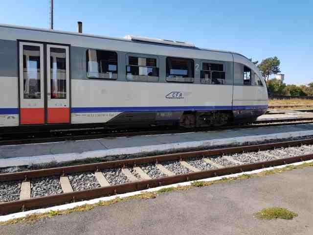 Bahnhof Fagaras