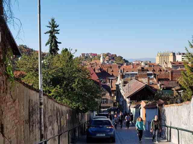 Innenstadt Brasov