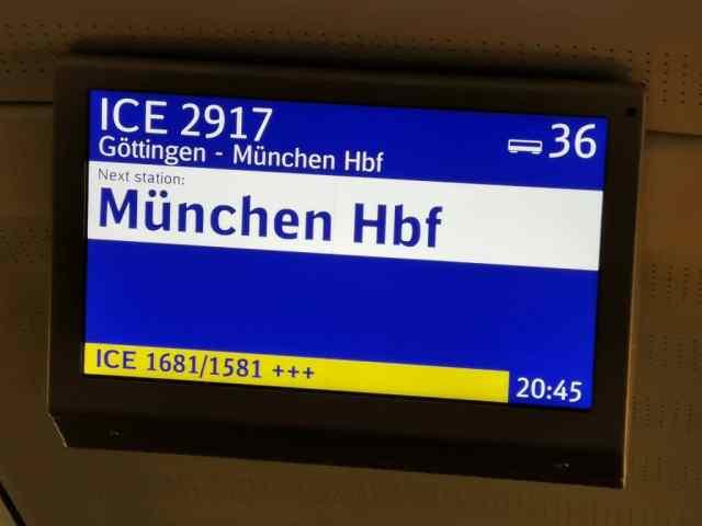 ICE Evakuierung