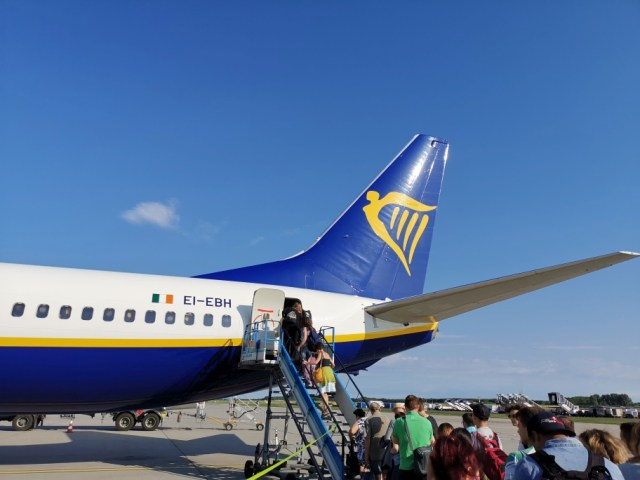 Budapest Ryanair