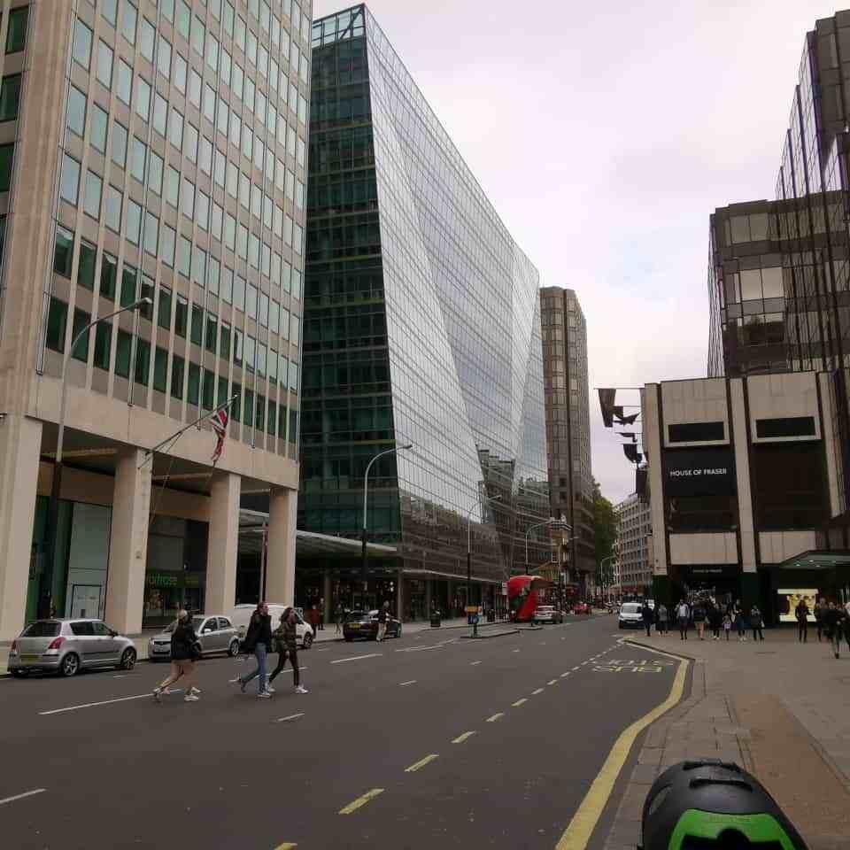 Doppeldeckerbus London