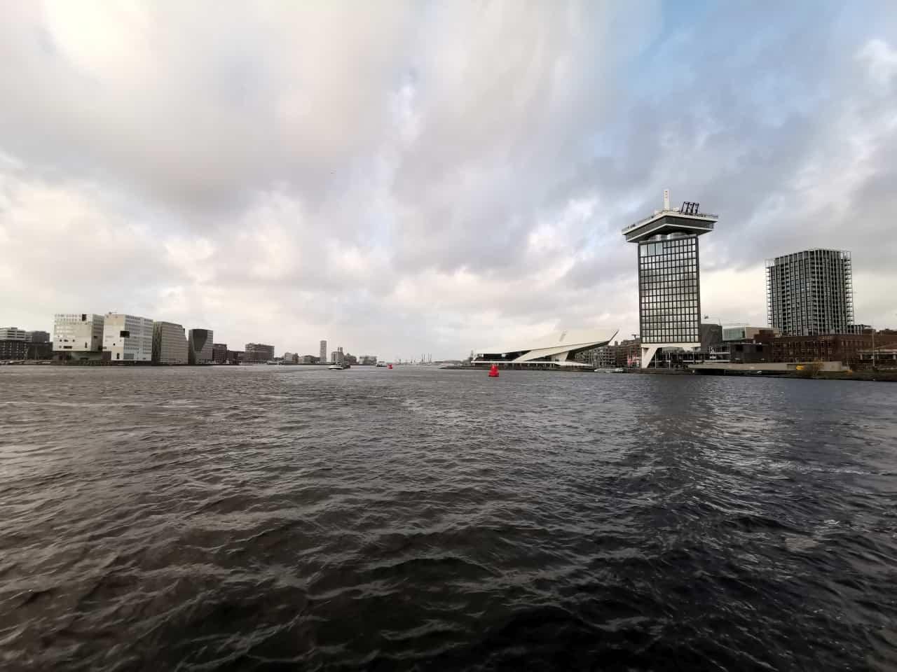 Nachmittag in Amsterdam