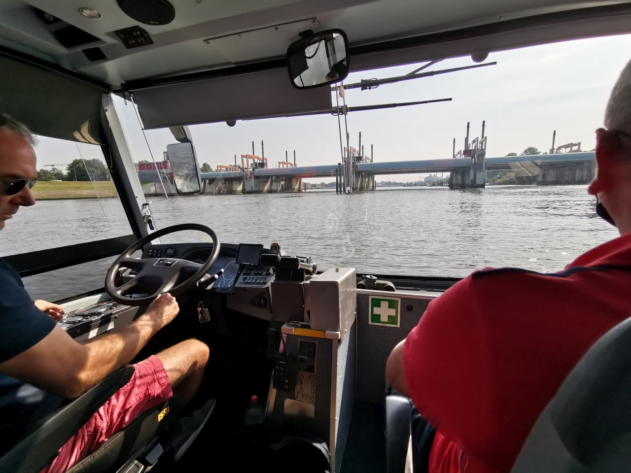 Hamburg Riverbus