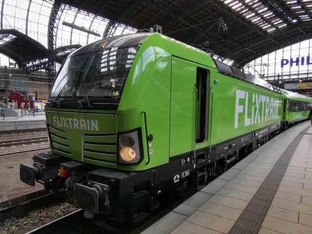 Flixdeal Flixtrain Hamburg