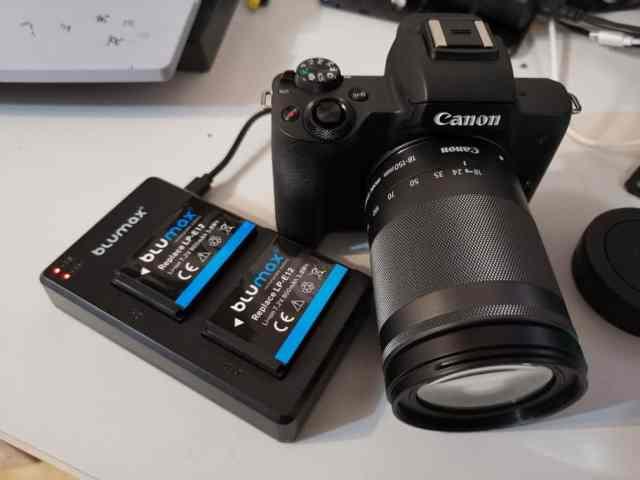 Canon Ladegerät