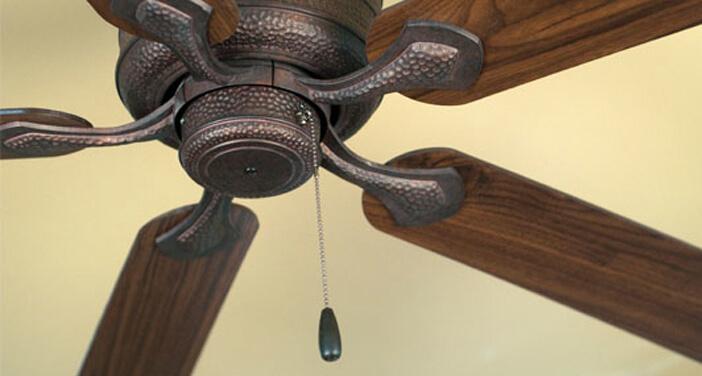 Efficient Ceiling Fans