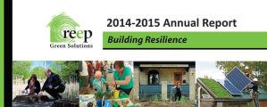 REEP Annual Report 2014-2015: Building Resilience