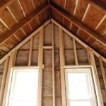 uninsulated attic