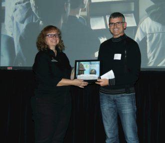 Student Engagement Winner
