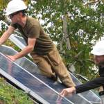 Generate your home's electricity with solar energy