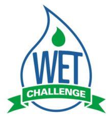 wet challenge logo
