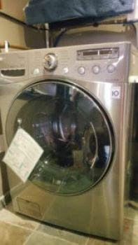 washing machine at REEP House