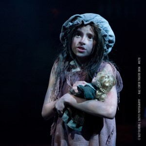 Reese Oliveira as Young Cosette