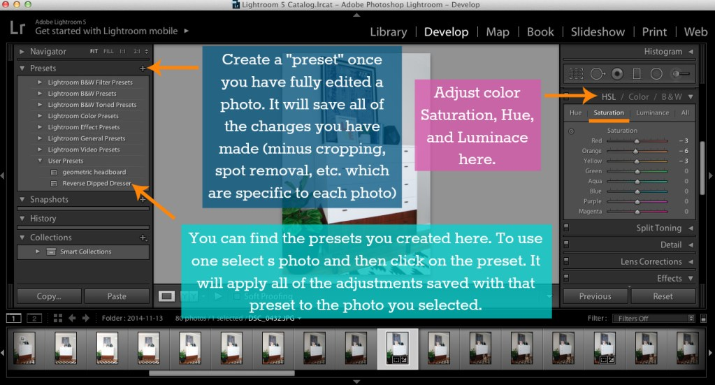 How to use Adobe Lightroom to Edit Photos and Grow Your Business 2