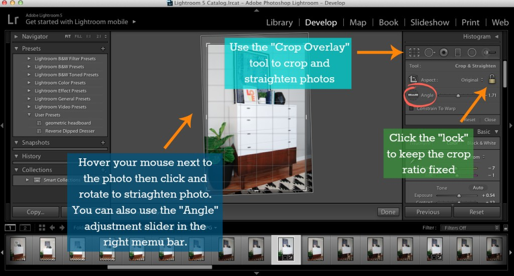 How to use Adobe Lightroom to Edit Photos and Grow Your Business 4