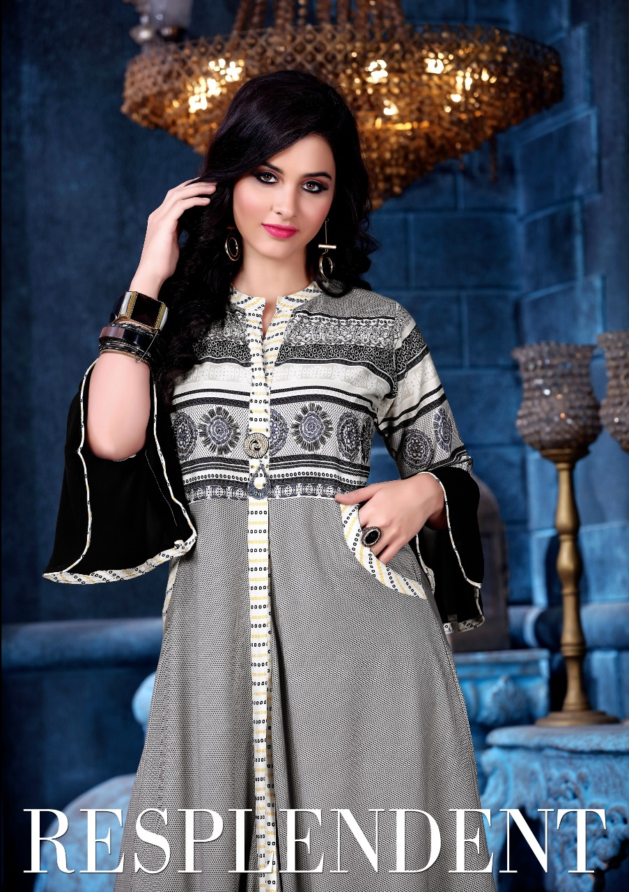 76e4f64ddf B4U PRESENTS KITTY PARTY PARTY WEAR FESTIVE KURTIS COLLECTION WHOLESALERS  IN SURAT