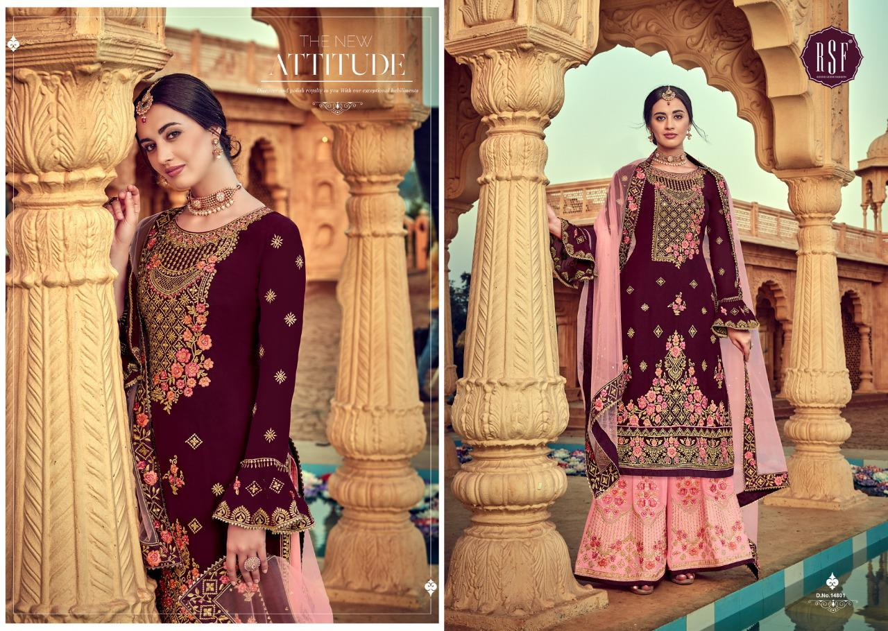 Dream Girl By Rsf Wedding Collection Of Marriage In 2020 Salwar