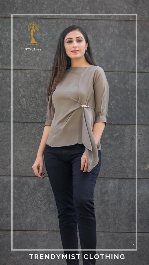 1adb5caed140b TRENDYMIST STYLE VOL 12 WESTERN TOP COLLECTION BUY ONLINE AT BEST RATE
