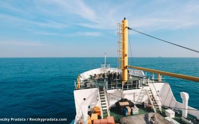 Cerita Ekspedisi Nusantara Jaya 2017 UGM : Perjalanan Menuju Pulau Maradapan