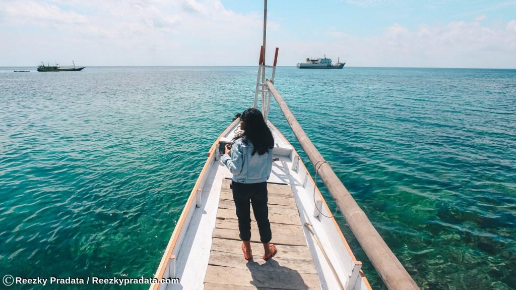 Perairan Pulau Maradapan