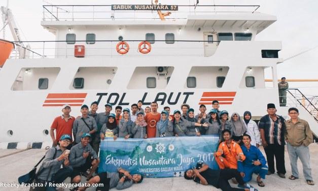 Cerita Ekspedisi Nusantara Jaya 2017 UGM : Serunya Perjalanan Pulang Surabaya