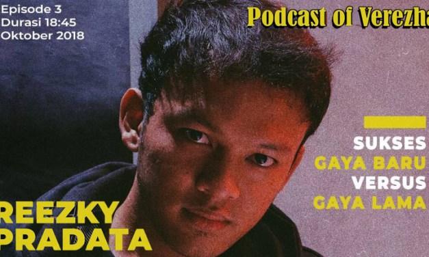 Podcast POV with Reezky Pradata – Meraih Mimpi Milenial