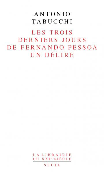 """Résultat de recherche d'images pour """"Les trois derniers jours de Fernando Pessoa"""""""