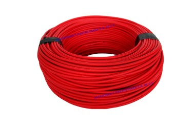 CABLE A. TEMP. ROJO #10
