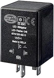 FLASHER 12V LED 3+1 HELLA