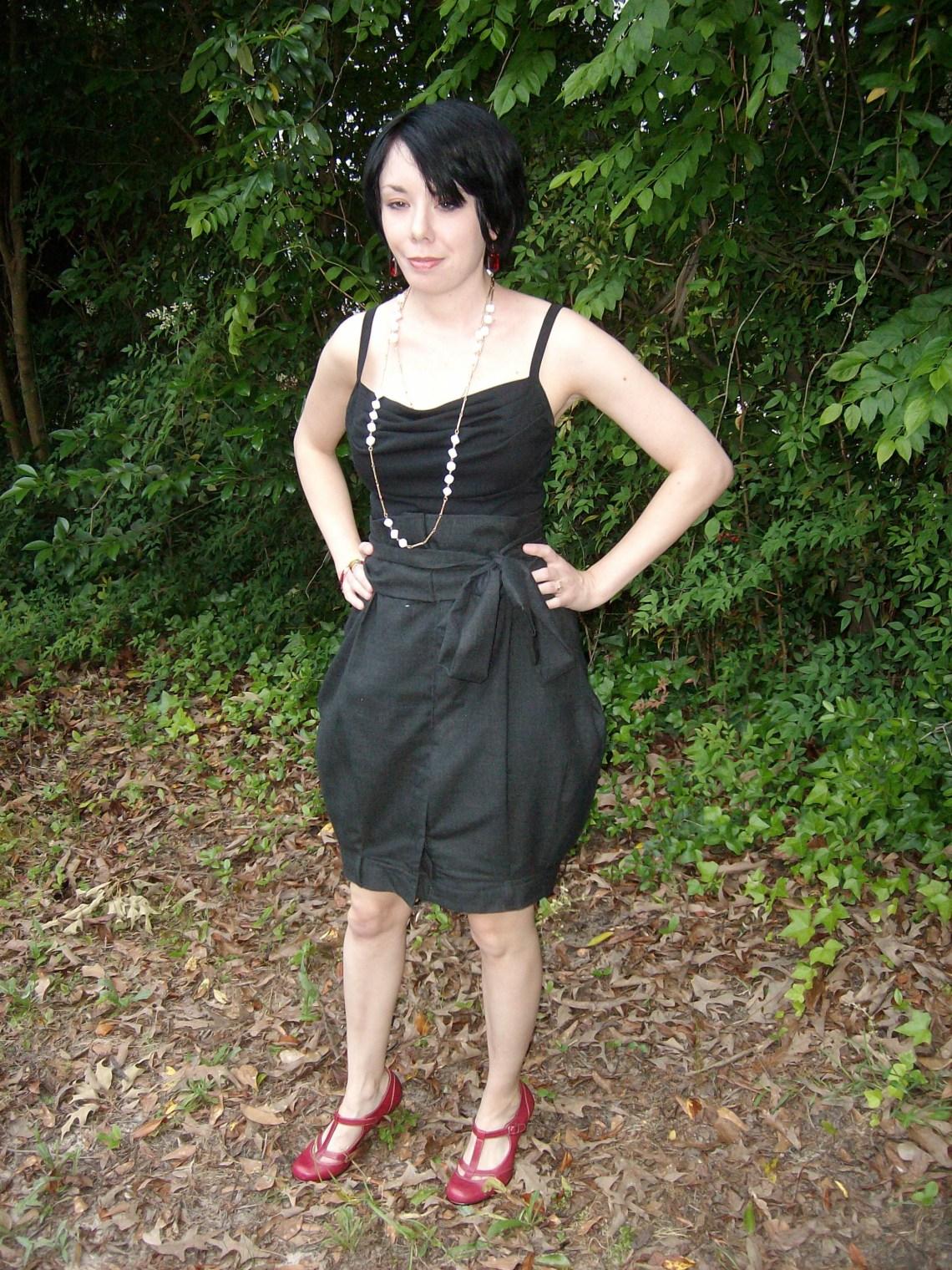 Trouser Dress 1