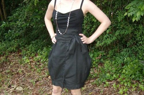 Trouser Dress 6