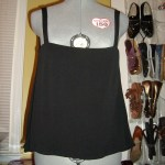 My Drapey Halter Top