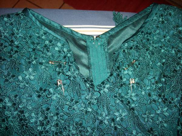 Day 23:  Layers o' Lace Top 8