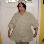Day 36:  Shirt is Skirt