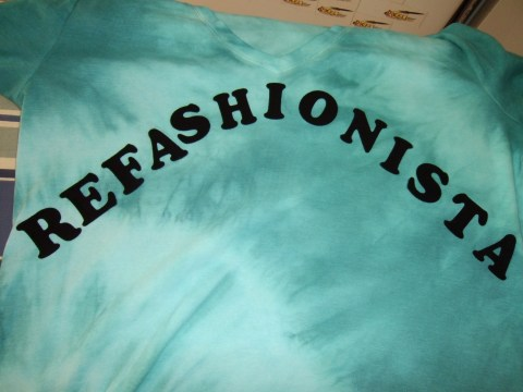 Day 39:  The Official ReFashionista Tee 9