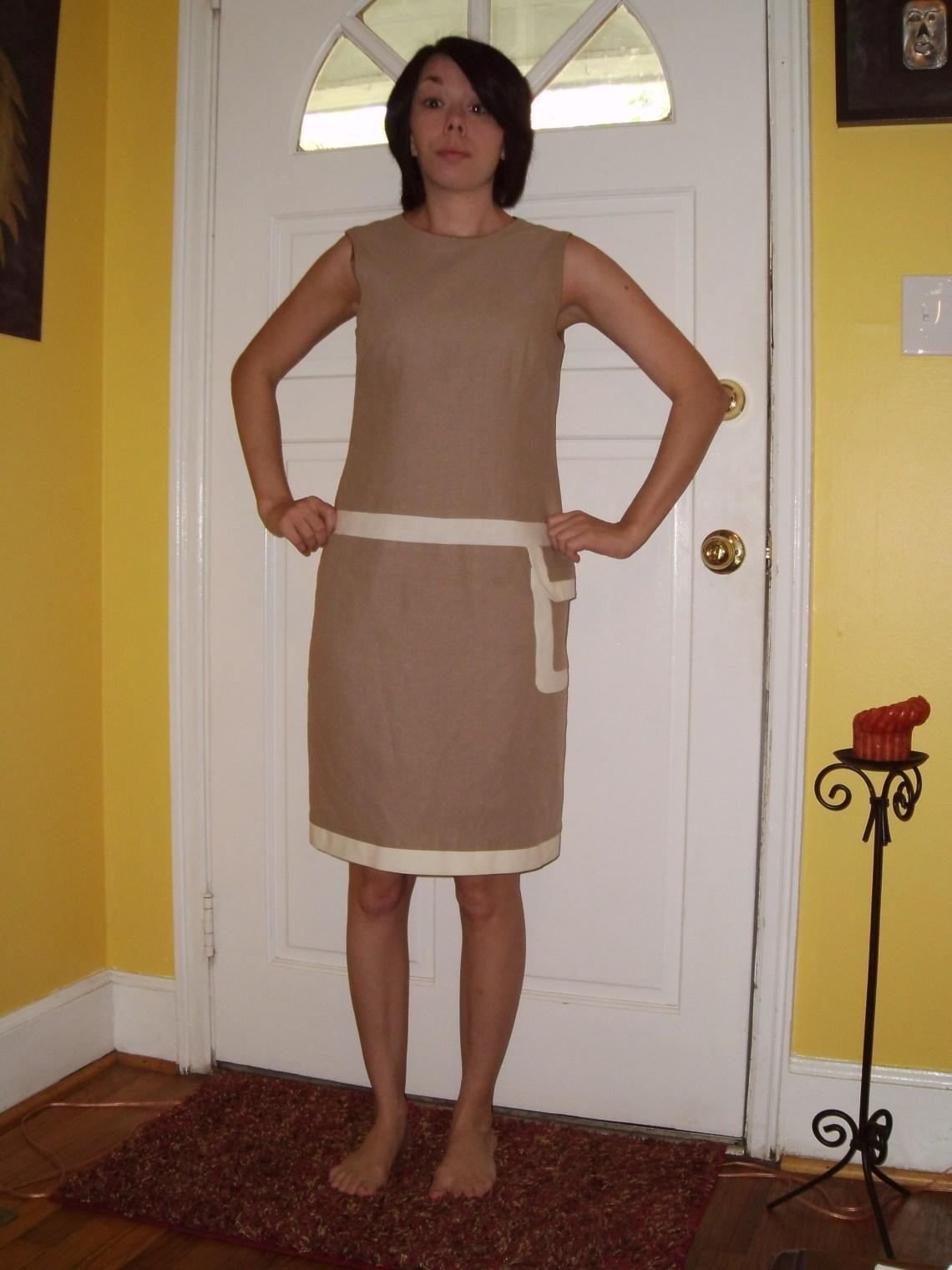Day 40: A Basic Khaki Skirt 13