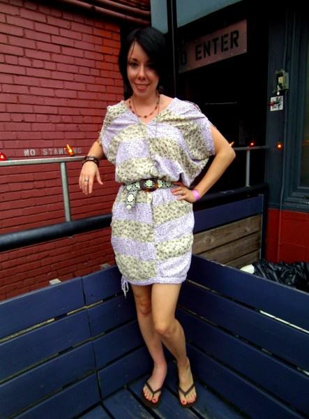 Day 67:  Pop Festival Dress 6