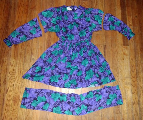 Day 77:  Jungle Love Dress 4