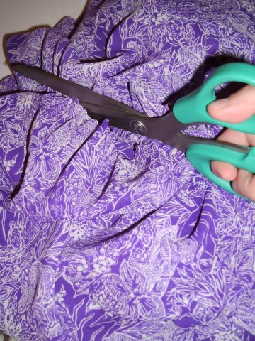 Day 86: Purple Rainforest Dress...Take 2! 3