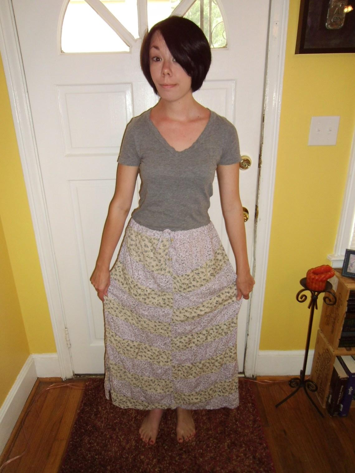 Day 67:  Pop Festival Dress 1
